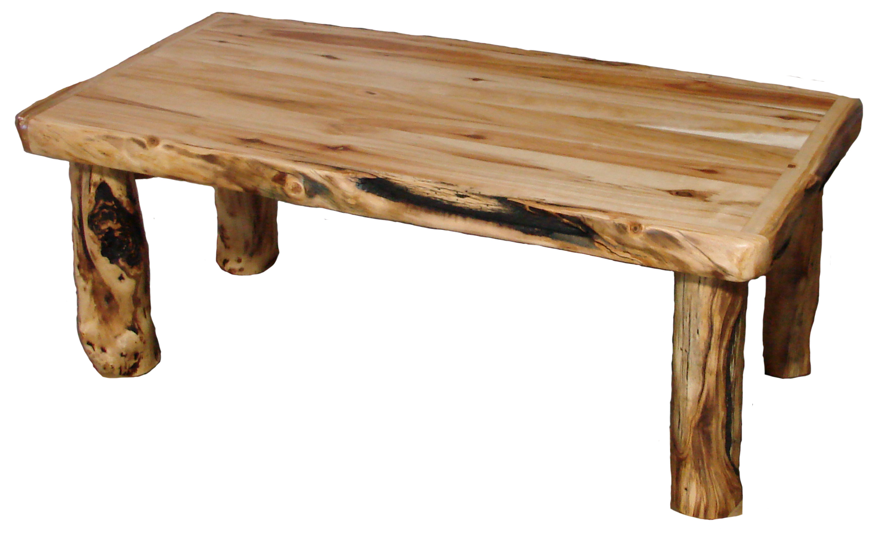 Aspen Gnarly Coffee Table