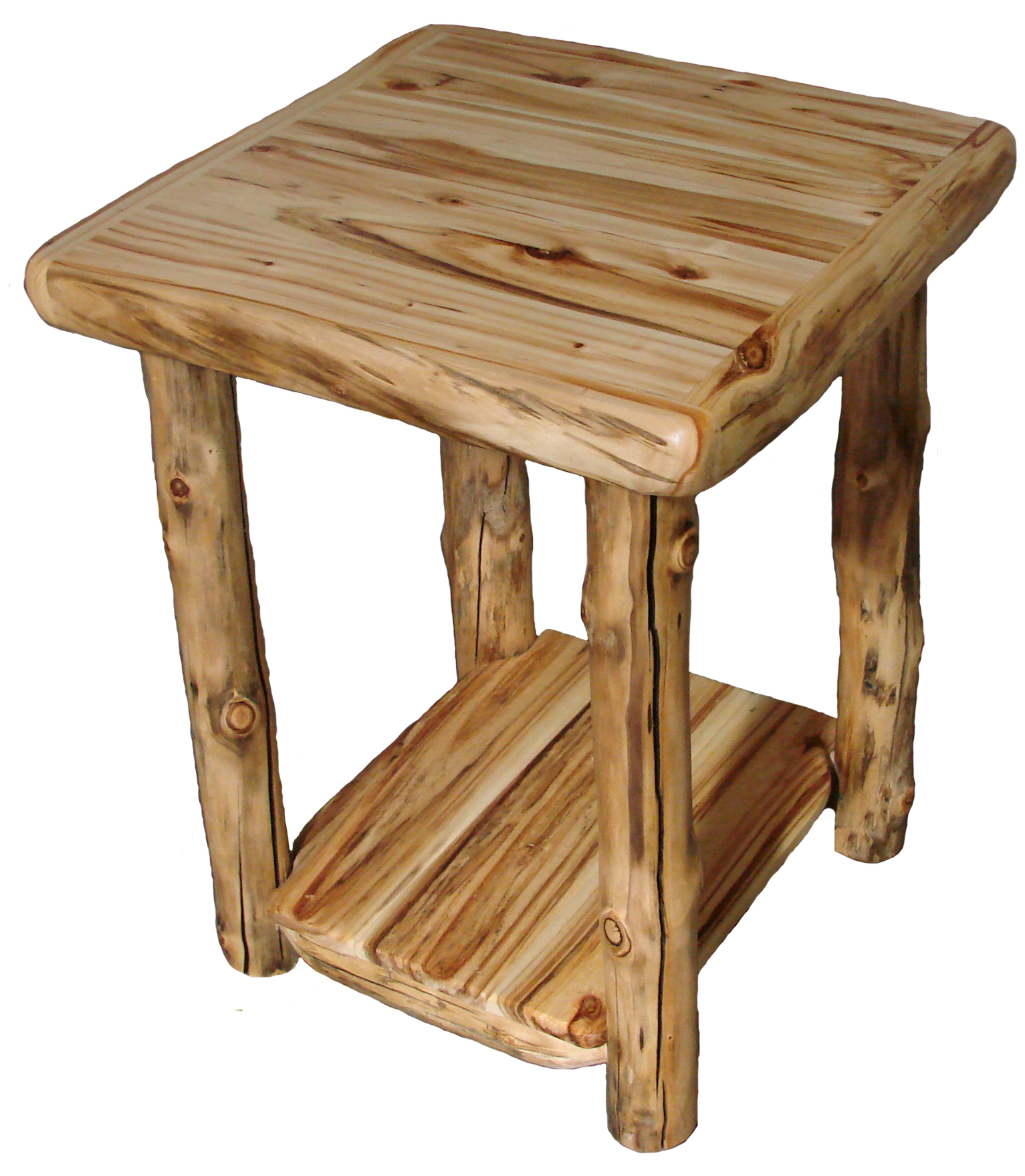 Aspen Open End Table Nightstand