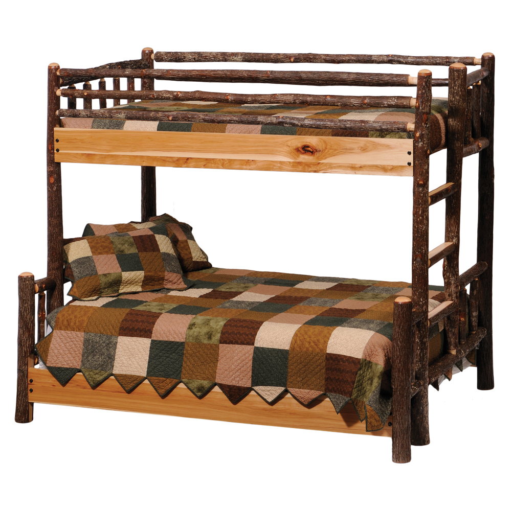 Bedroom Rustic Furniture Mall By Timber Creek -  hickory bedroom furniture