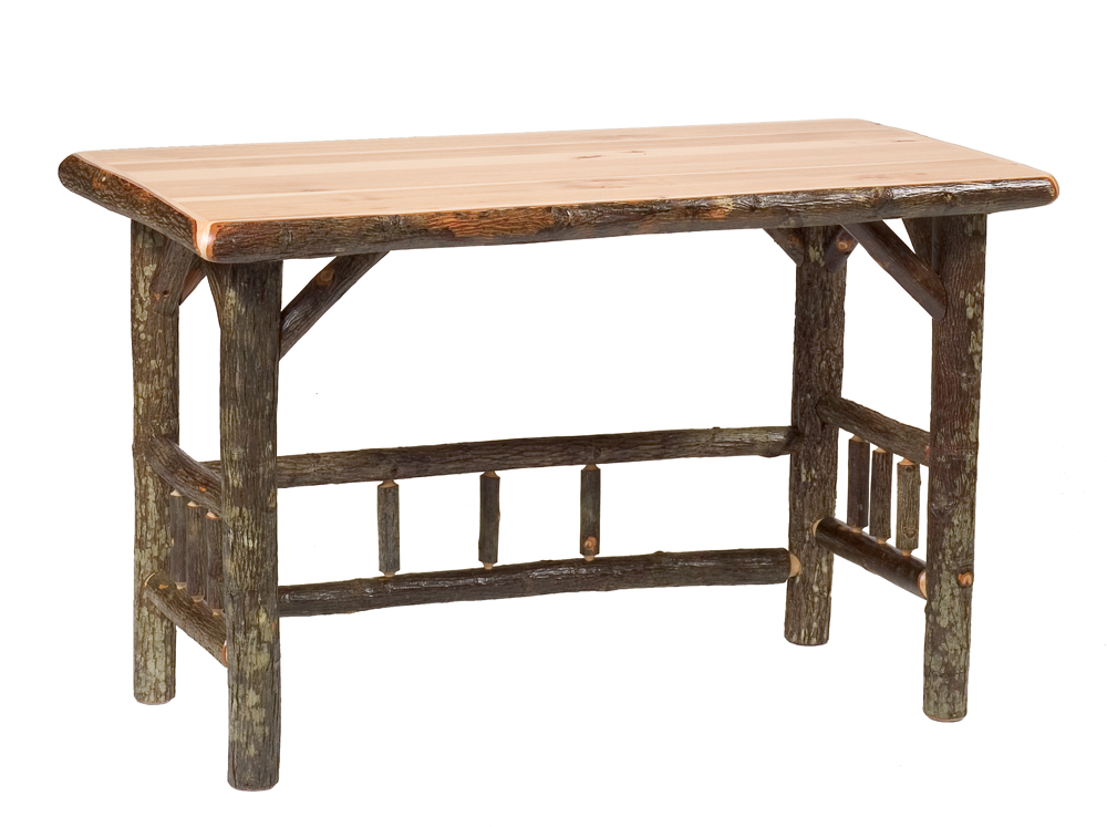 Cottage Hickory Writing Desk | Rustic Furniture Mall by Timber Creek