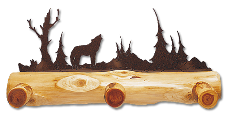 Cuyuna Coat Rack Rustic Furniture Mall By Timber Creek