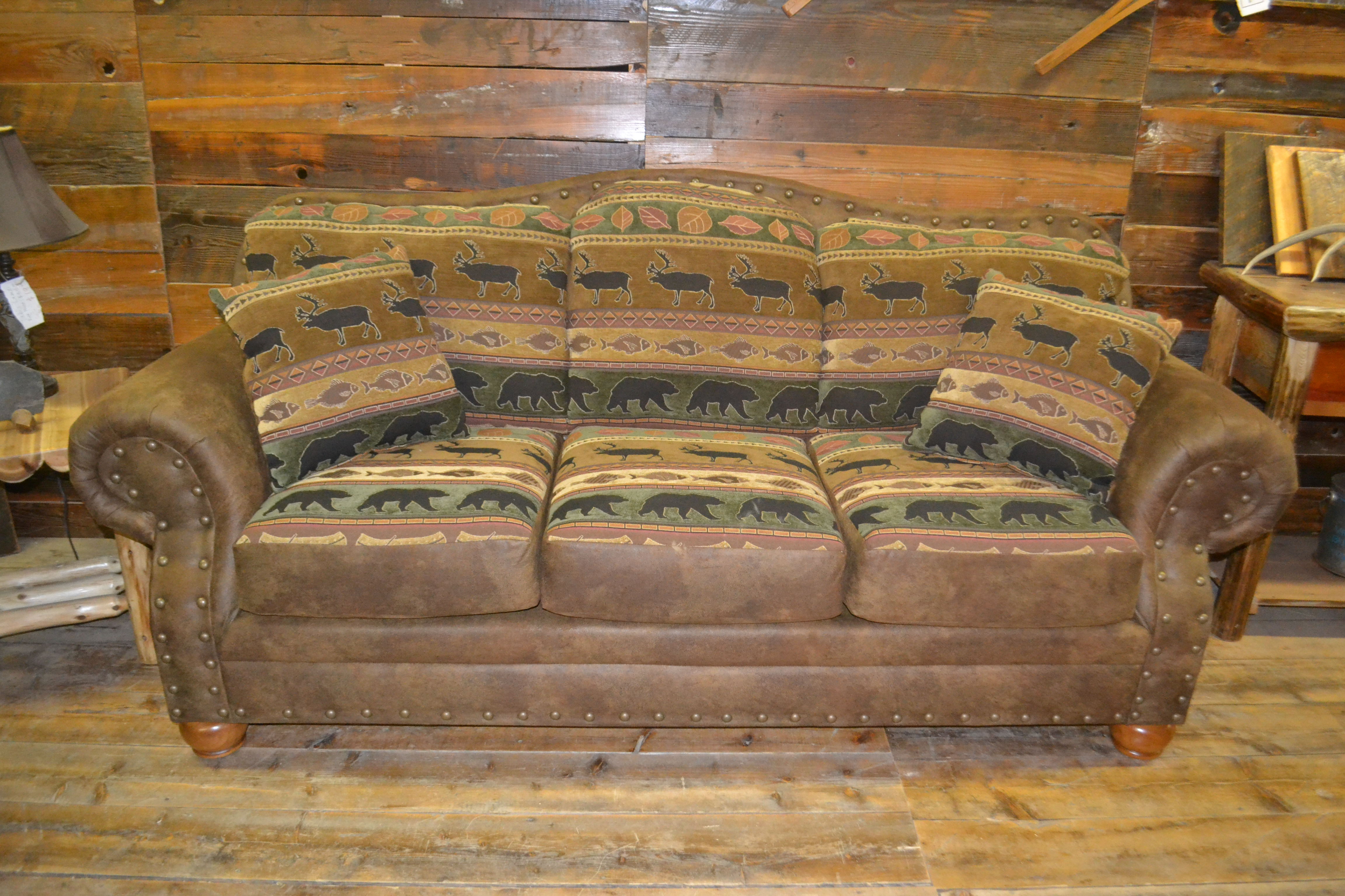 Deer Valley Sofa Rustic Furniture Mall By Timber Creek