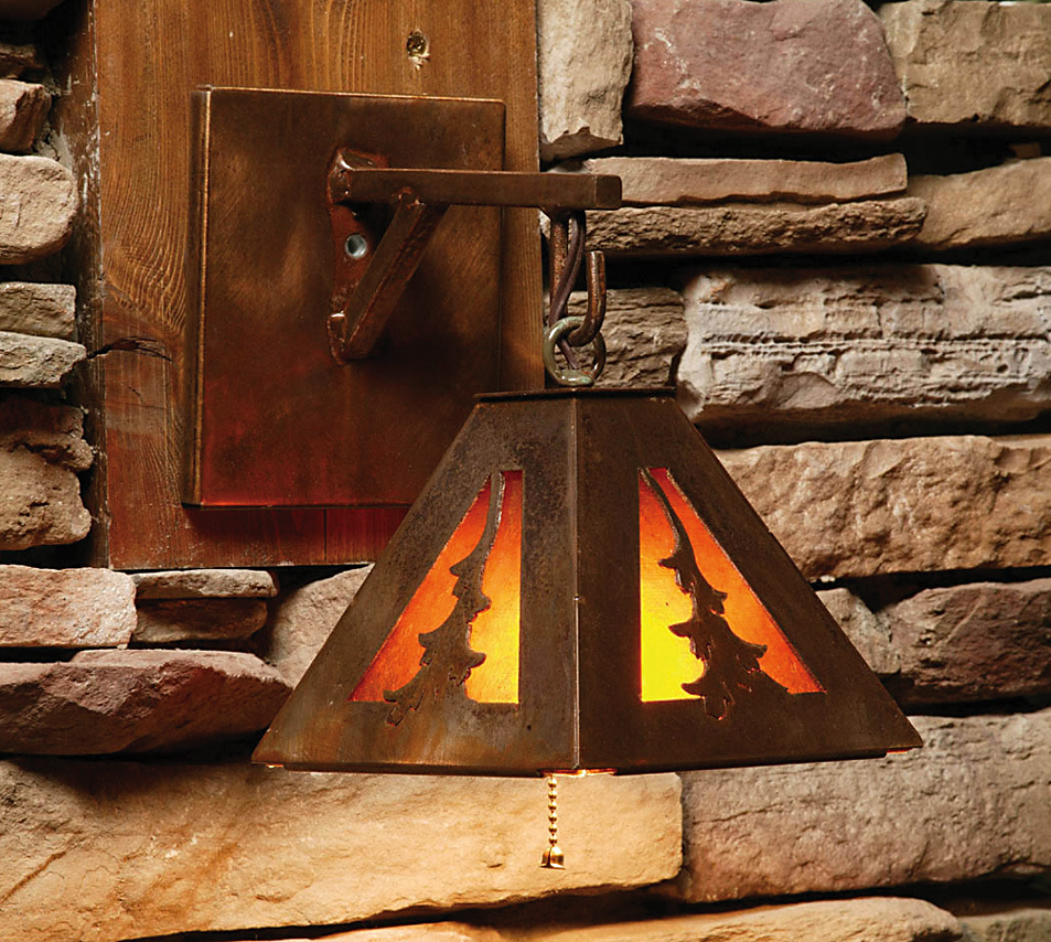 Indoor Sconces Rustic Furniture Mall By Timber Creek
