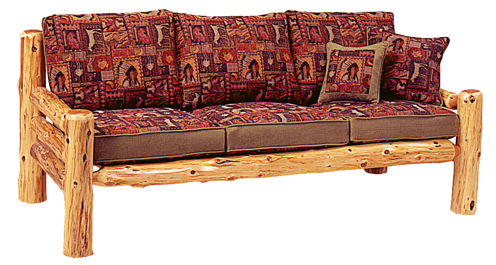 Timberland Sofa Rustic Furniture Mall By Timber Creek