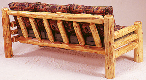 Timberland Sofa Rustic Furniture Mall
