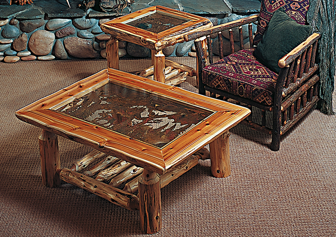 Cuyuna Coffee Table
