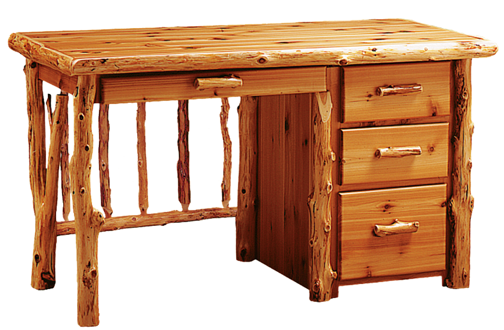 timberland file desk rustic furniture mall by timber creek