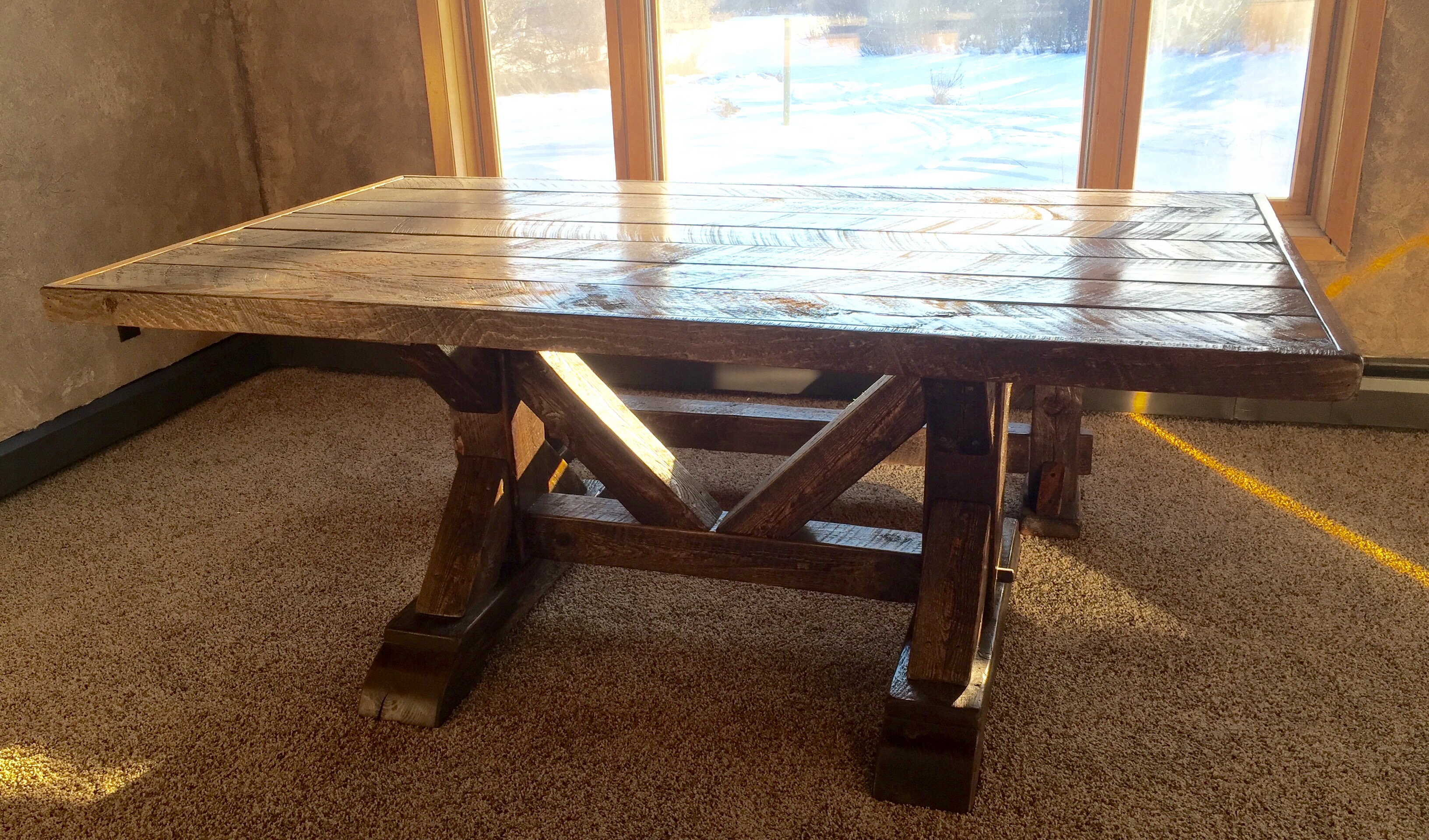 click - Pine Dining Table