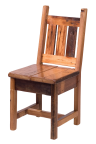Reclaimed Teton Dining Chair