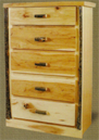 Wild River 5 Drawer Dresser