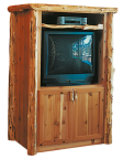 Timberland Entertainment Center