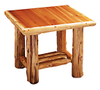 Timberland End Table