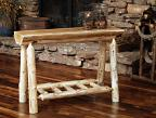 Logger Sofa Table