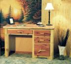 Diamond Point Red Cedar Writting Desk