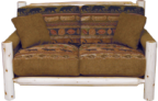 Great Northern Lodge Loveseat