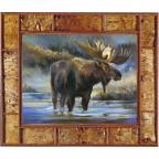 "Marilynn Mason 'Bull of the Woods' print - 30"" x 40"""